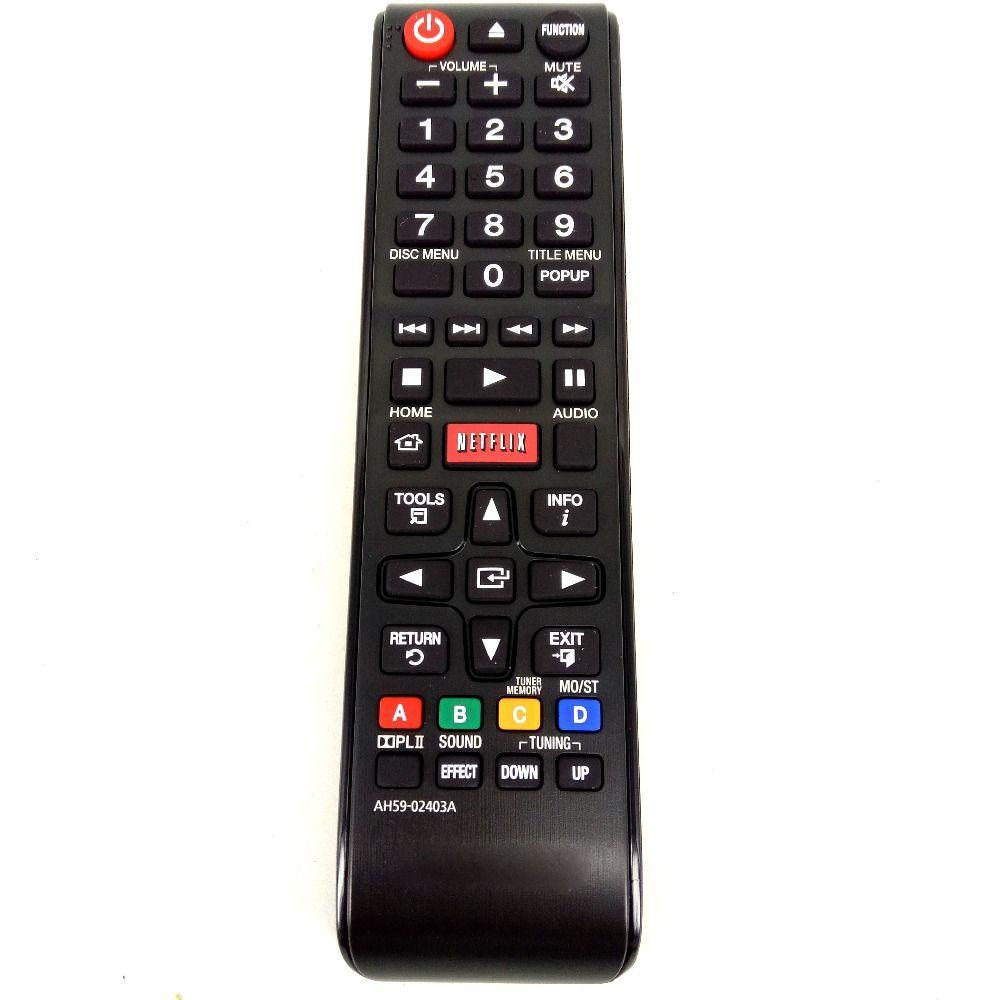 New original for samsung home theater system tv remote