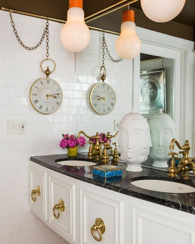 Superbe Jonathan Adler U0026 Simon Doonanu0027s Bathroom  Repin Via Yelan Tong #modern  #zincdoor #jonathanadler