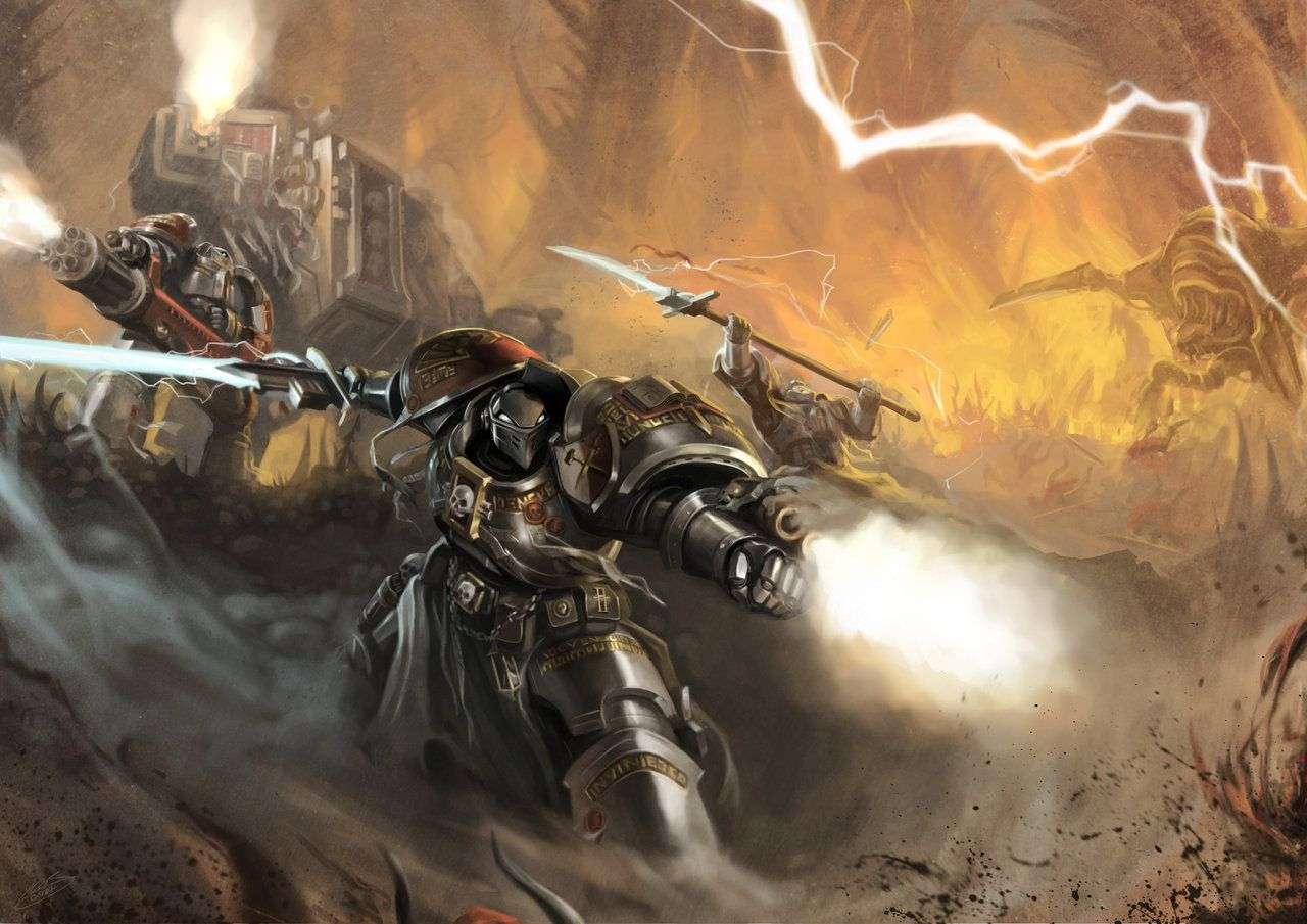 Video Game Warhammer 40k Wallpaper Warhammer 40k Grey Knights