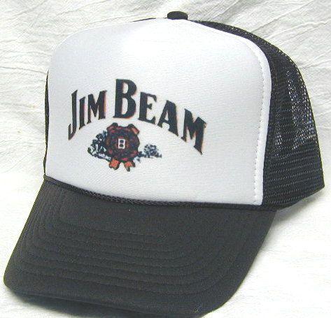 d6afaa88ccc JIM BEAM Trucker Hat - Liqueur