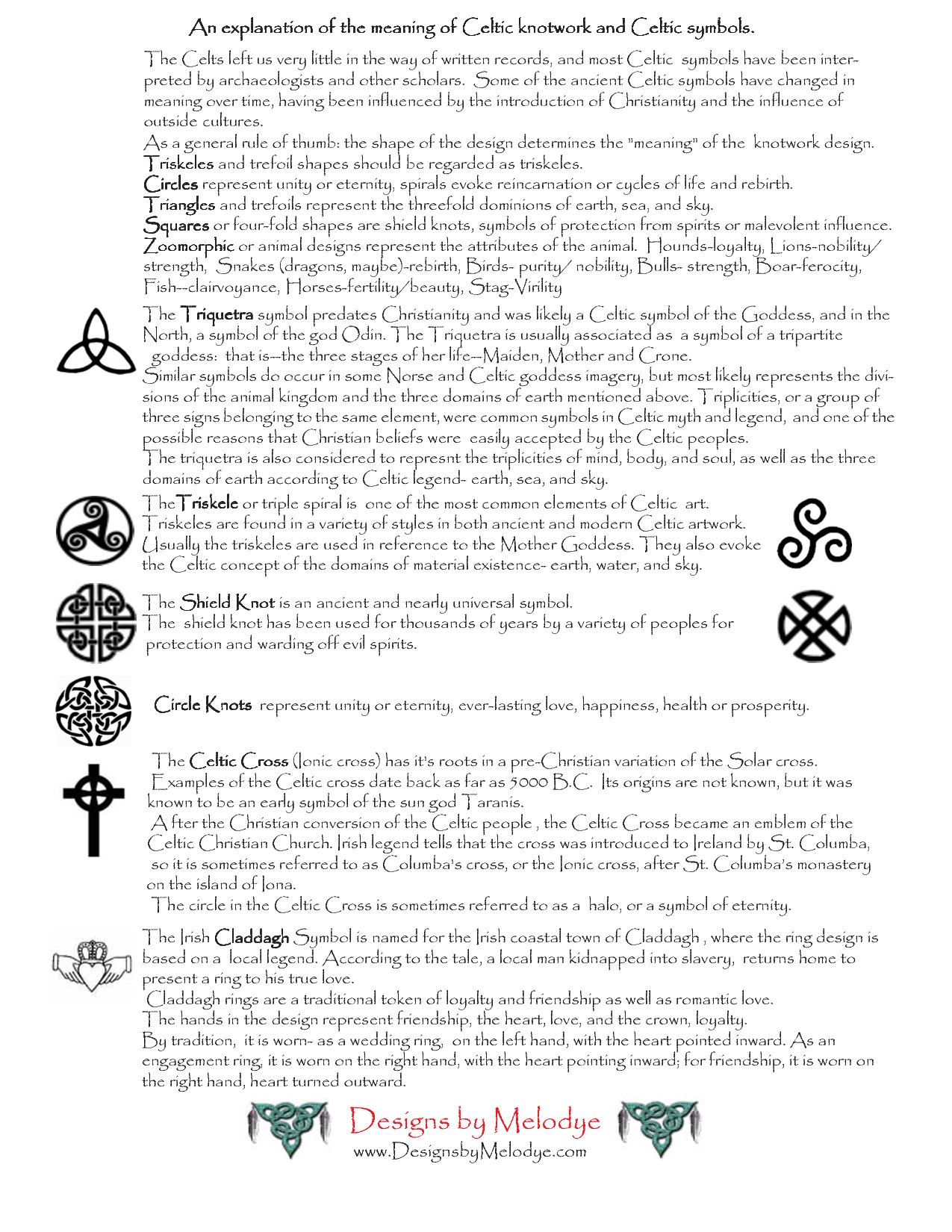Druid Symbols And Meanings Tattoosybe One Day Pinterest