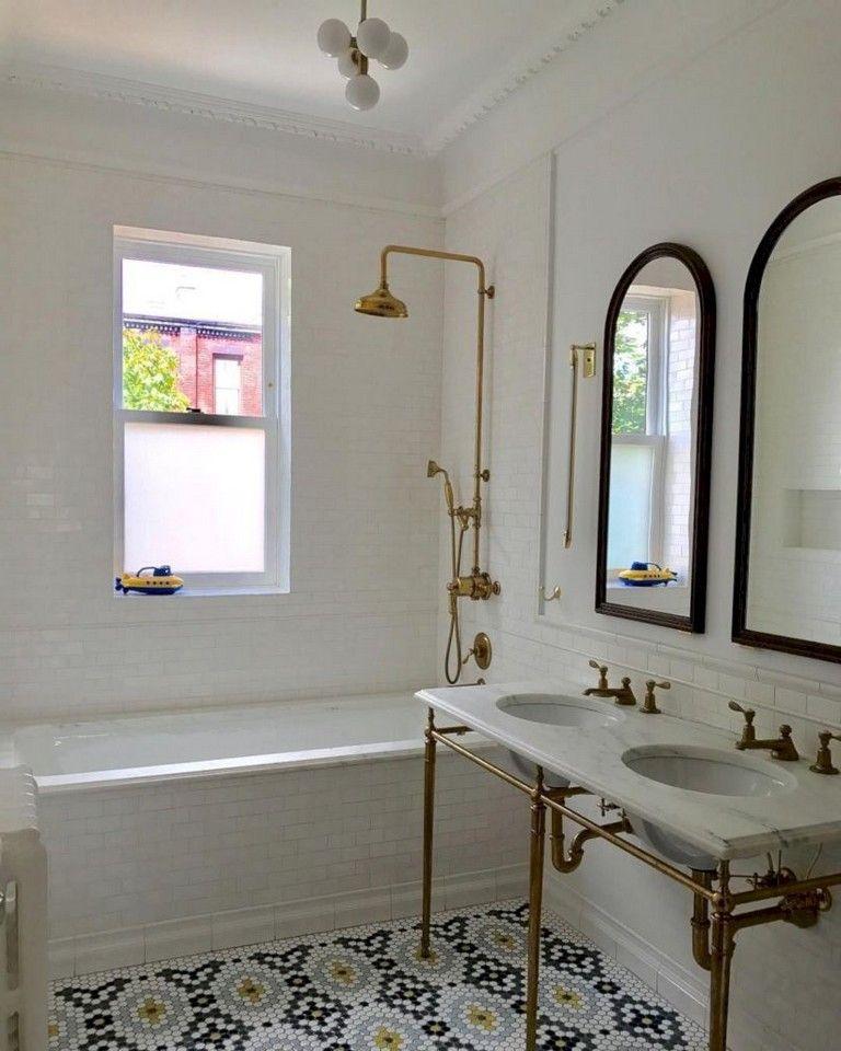 40 Beautiful Bathroom Sink Decorating Ideas Minimalist Bathroom
