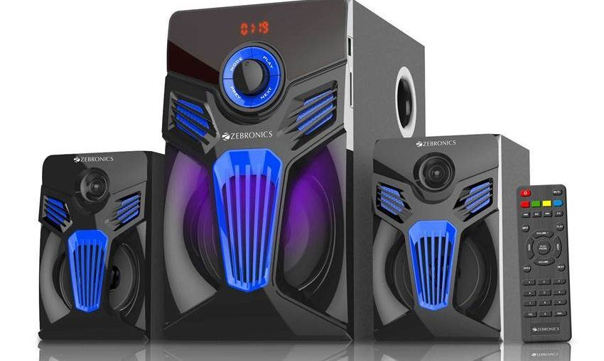 4 Best Multimedia Speaker System Under 3000 Rupees Multimedia Speakers Waterproof Speaker Stereo Speakers
