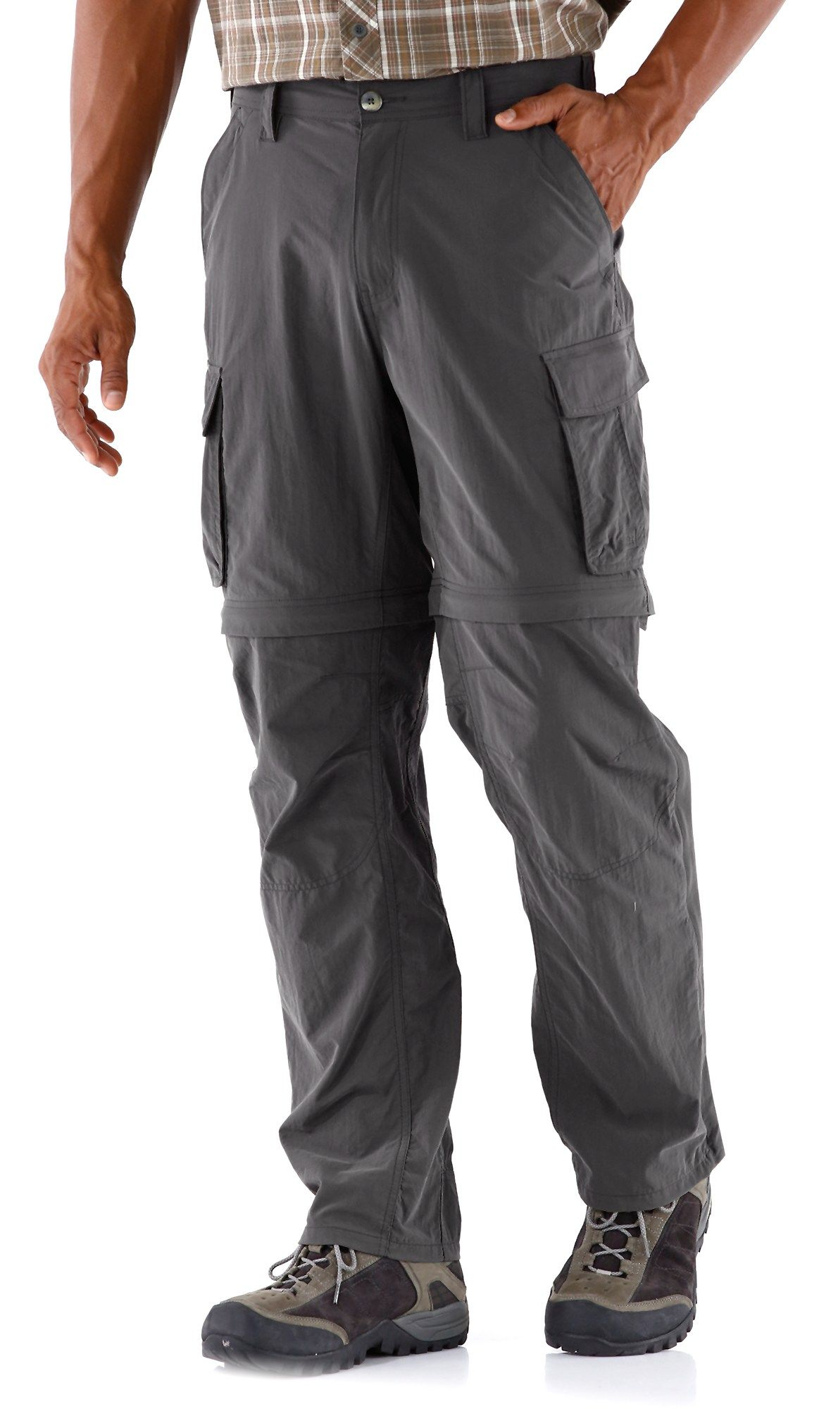 5949a0b0722686 REI Sahara Convertible Pants with No-Sit Zips - Men s 32