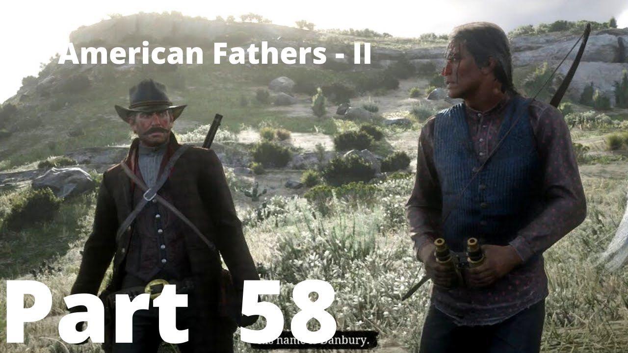 Red Dead Redemption 2 Gameplay Walkthrough Part 58 American