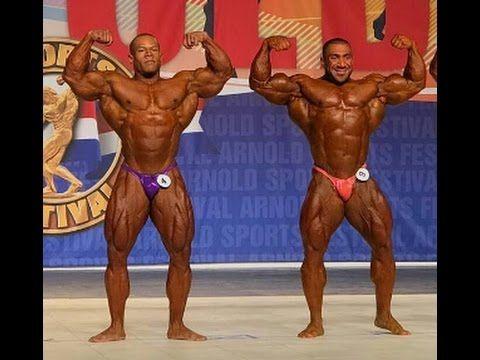 David Henry Or Ahmad Ashkanani Arnold Classic 2017 212 Prejudging Bodybuilding Fitness Gym Fitfam Workout Mu Arnold Classic Olympia Fitness Mr Olympia