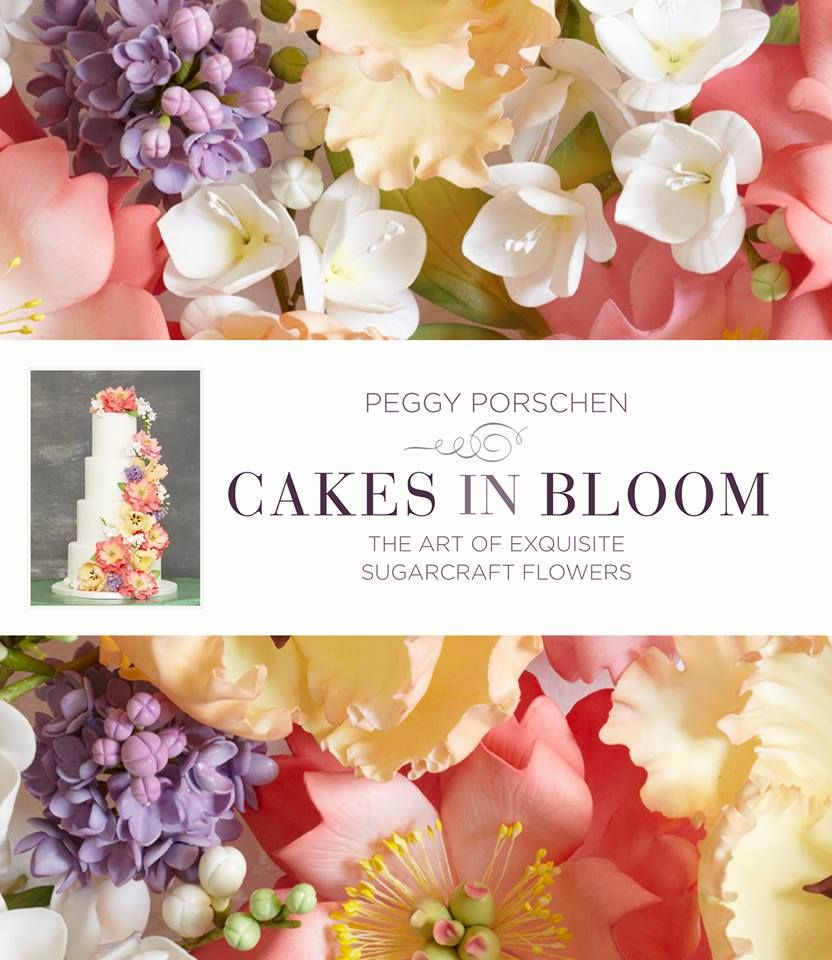 Cakes in Bloom, colecția Peggy Porschen