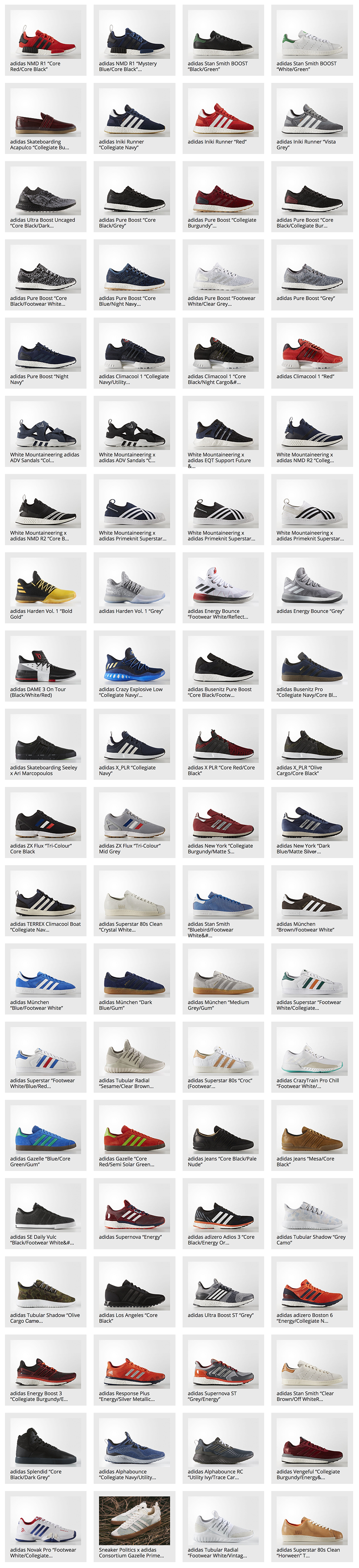 Adidas sneakers, Adidas shoes women