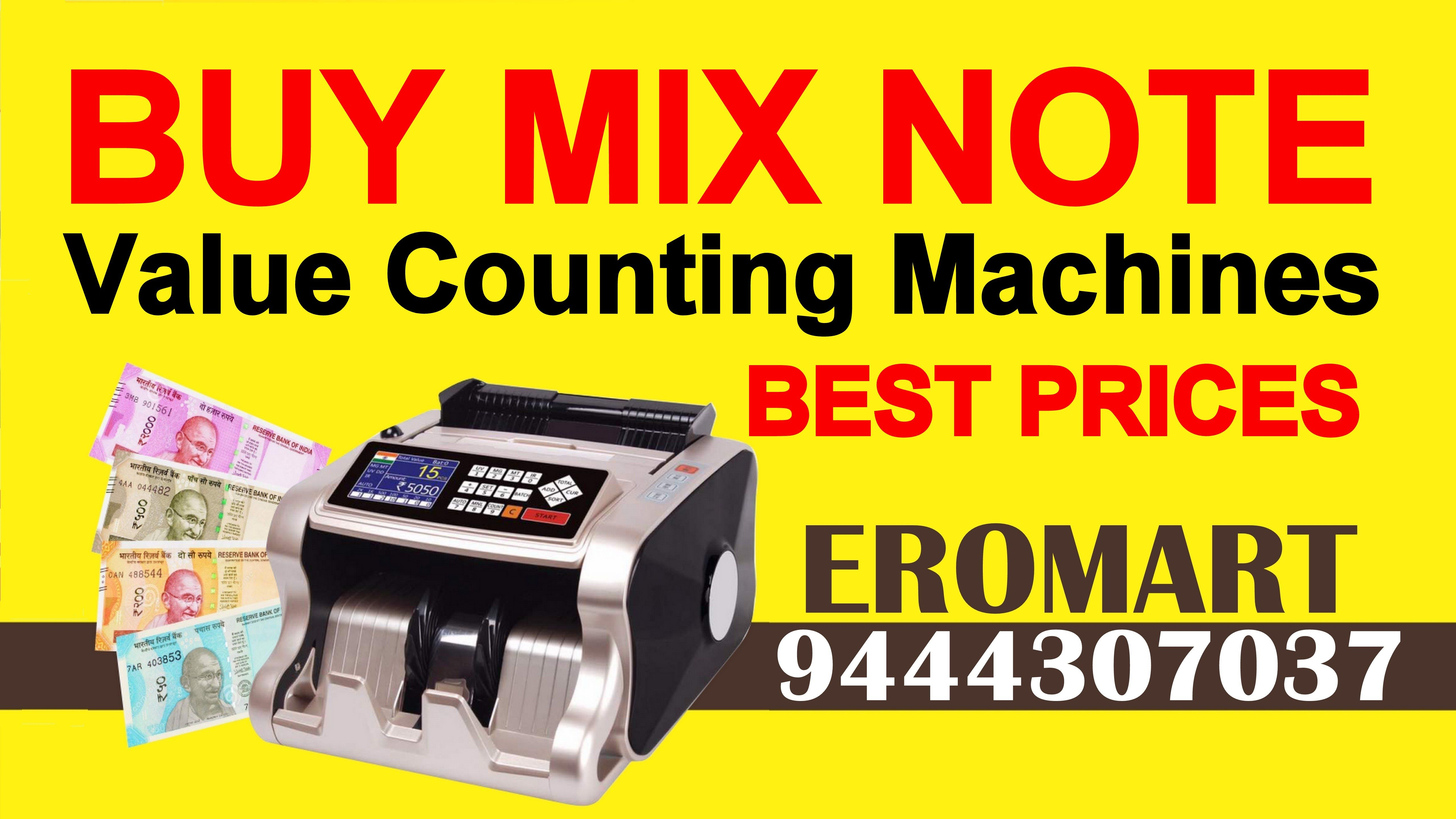 Counting Machine with Fake Detector at Best Price in 2020 ...