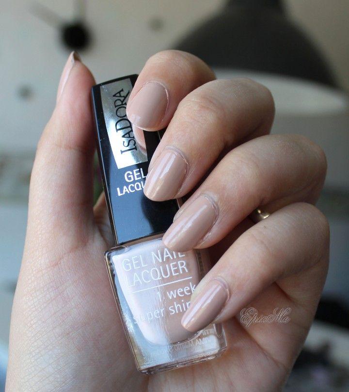isadora gel nail