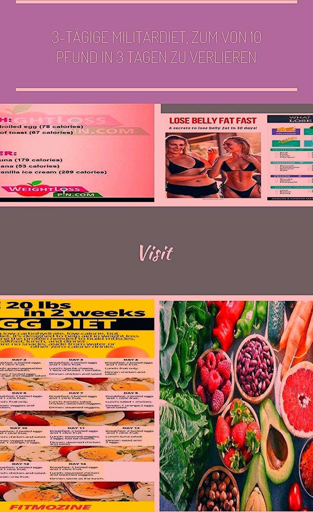 3 Tage Detox-Diät Cardapio