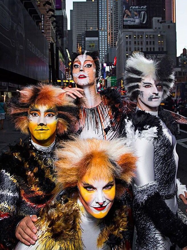 Pin by Johanna Lopez on Musicals (With images) Cats