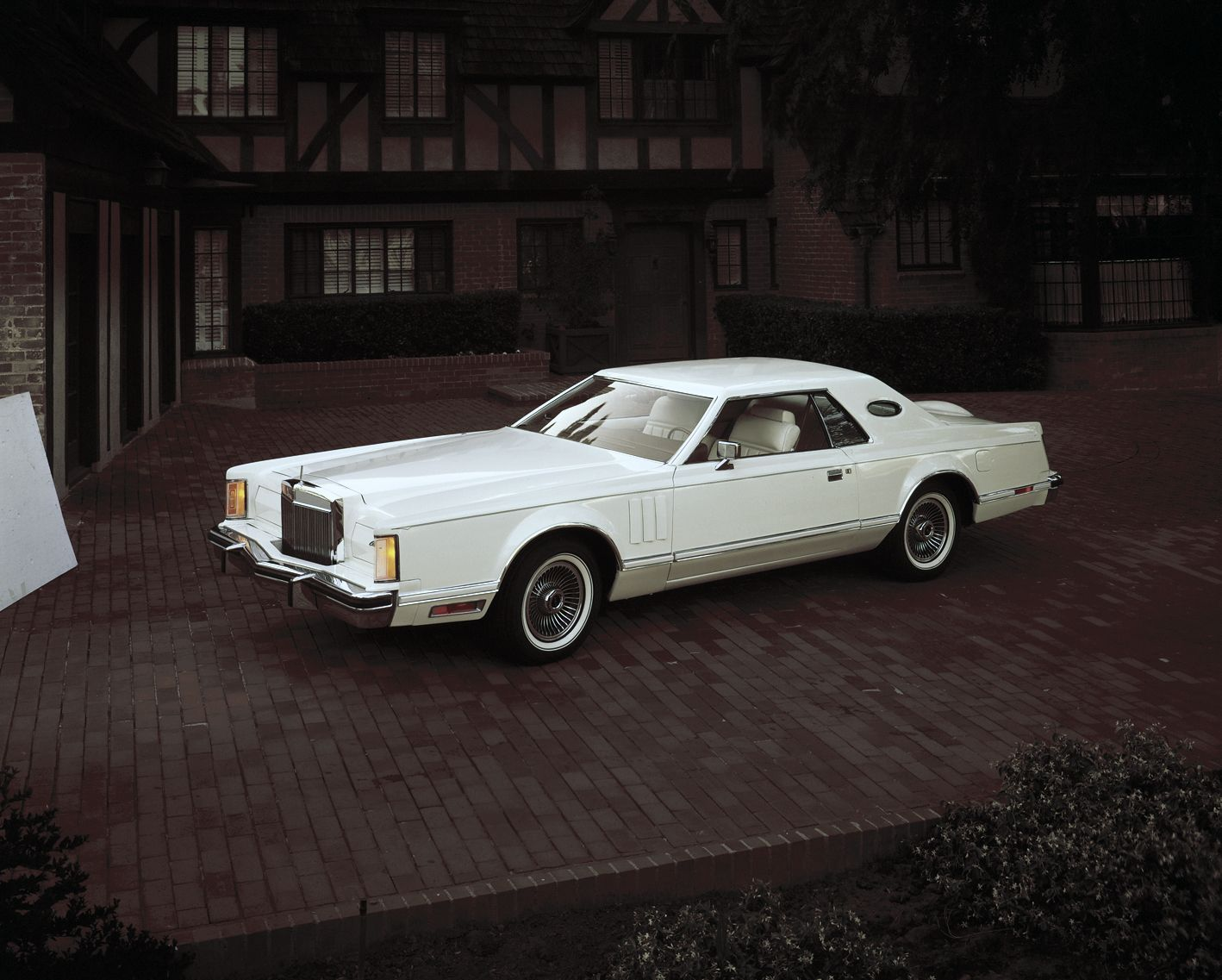 1977 Lincoln Continental Mark V Ugly 70 S Usa Pinterest