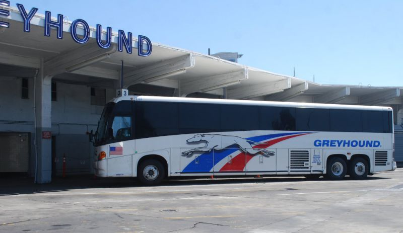 Rare Greyhound Bus Travel And American Tour Films With Images