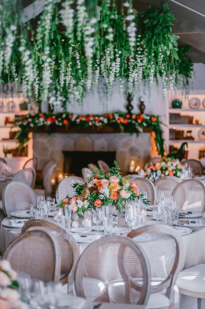 How To Incorporate Summer Flowers Into All Areas Of Your Wedding
