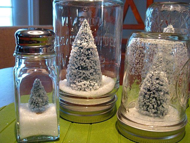 Eat. Sleep. Decorate.: {DIY} Anthropologie Snow Globes | Christmas ...