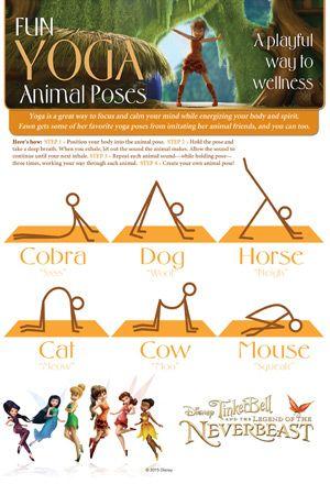 fun yoga with images  animal yoga yoga for kids pets