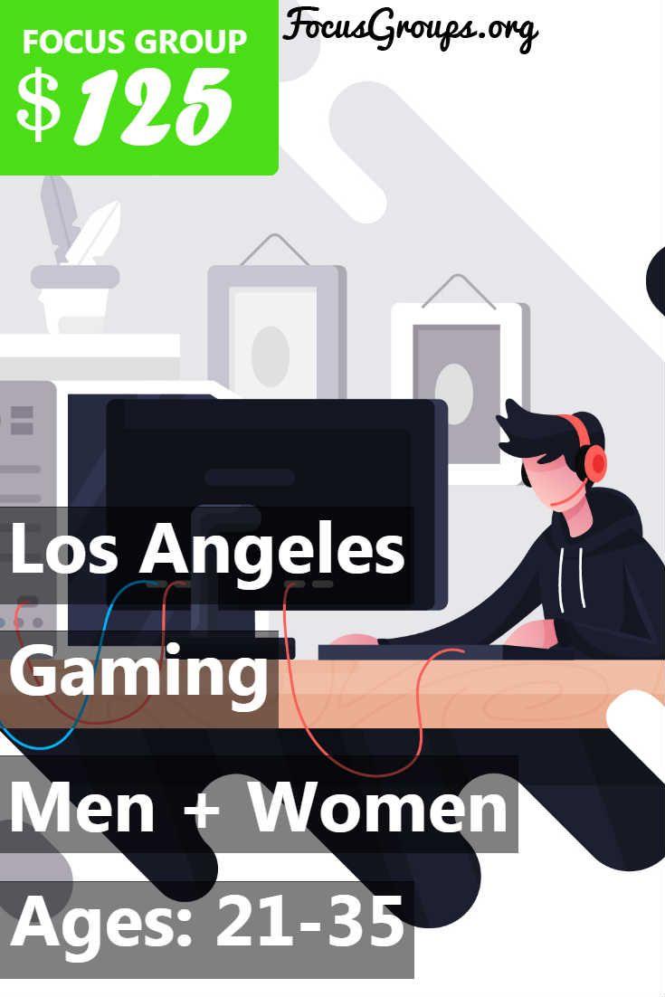 Focus Group on Video Games in Phoenix – $85 - FocusGroups.org  Focus Group Games