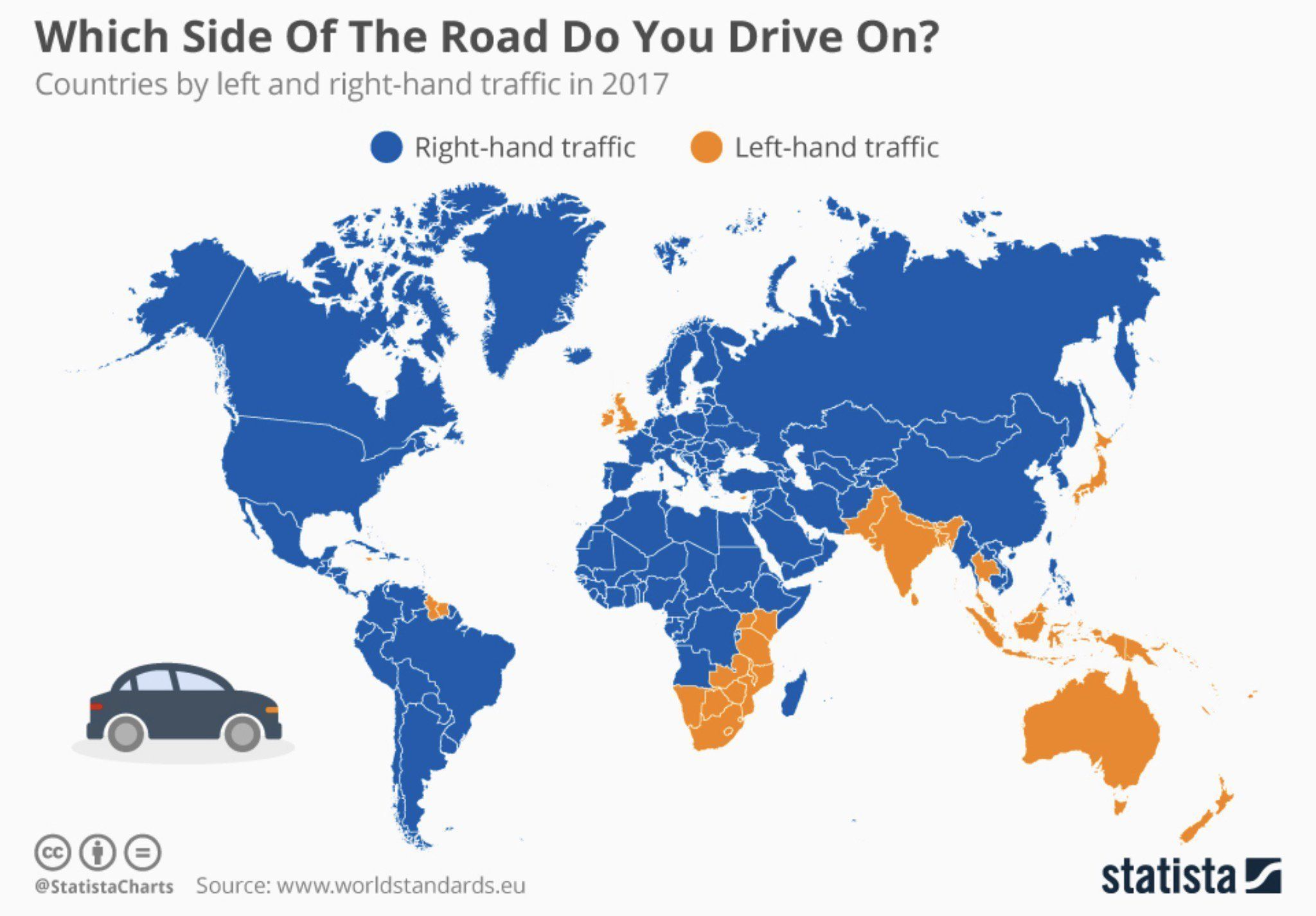 viaggio, statista, car, left-handed drive on, right-handed drive on,