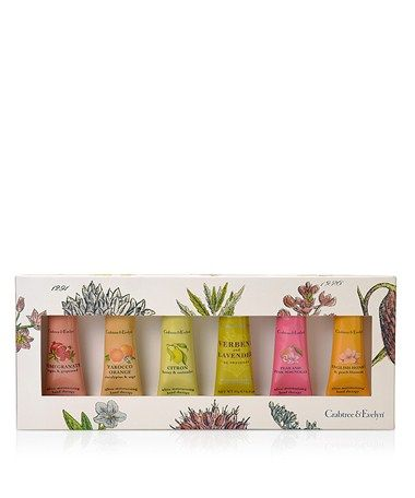 Lovely Hands Hand Therapy Gift Set | Crabtree & Evelyn - miniatures set of hand cream, doesn't have to be Crabtree & Evelyn as long as they look and smell nice!