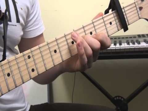 Part 2 A Whiter Shade Of Pale Fingerstyle Guitar Lesson By Dean