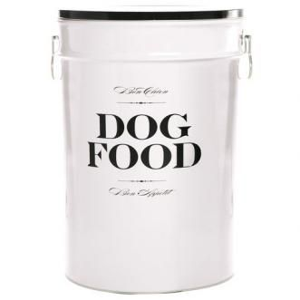 Bon Chien Dog Food Storage Canister, Large : Biscuit Home