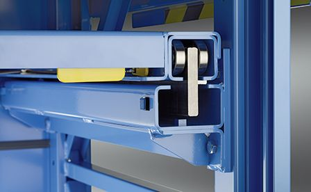 Heavy Duty Pull Out Shelving Systems Amenagement Camionette