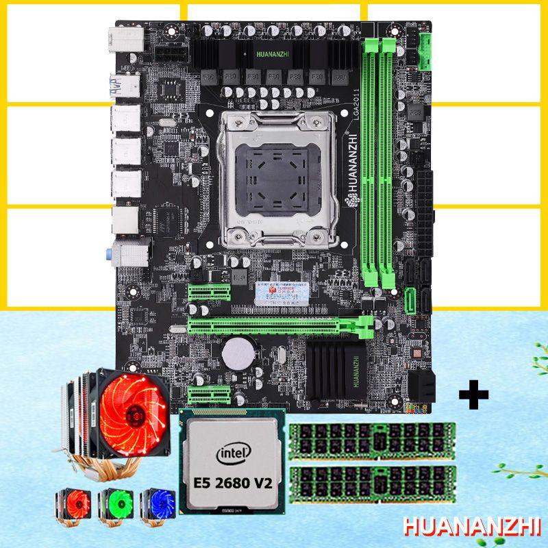 Wholesale Wuson Store Computer Diy Huananzhi X79 Motherboard Cpu