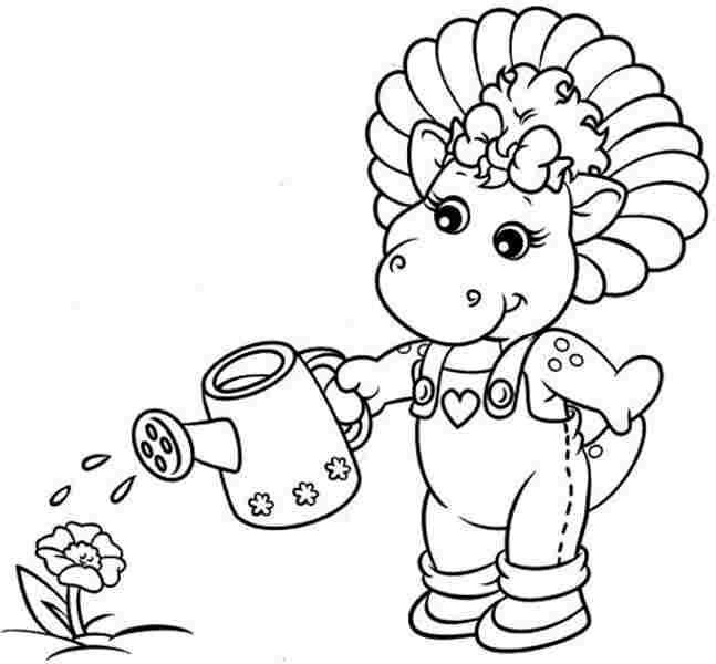 baby bop coloring pages christmas coloring pages baby bop coloring pages
