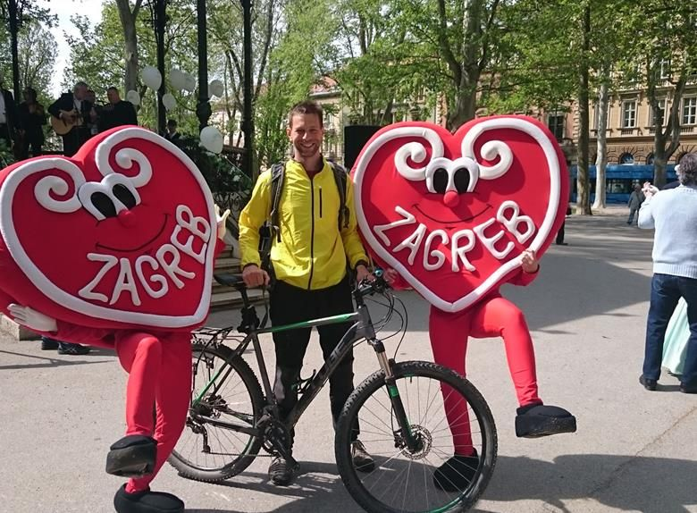 Great Way To Start Your Zagreb Experience Croatia Explore Experience Enjoy Traveling Bike Zagreb Highlights Zagreb Eat And Go City Of Zagreb