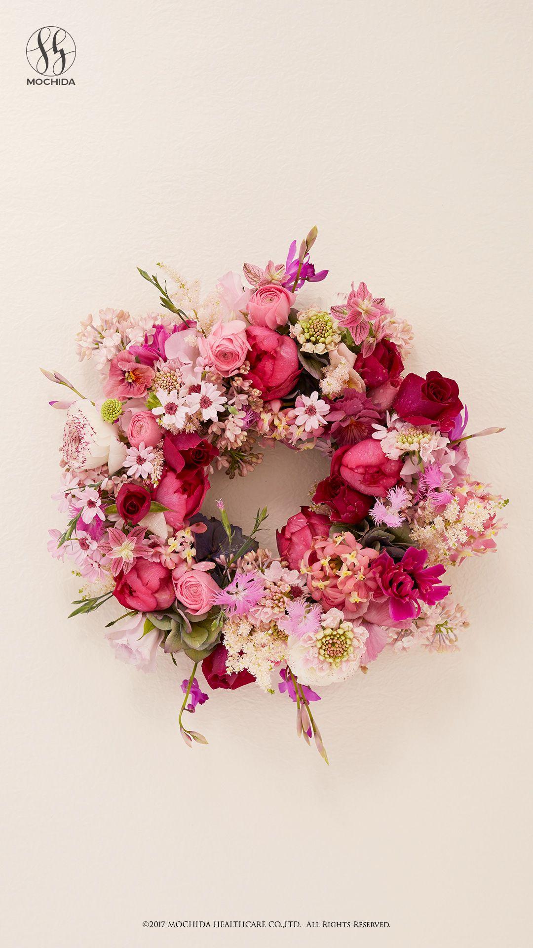 花のカレンダー壁紙ダウンロード 公式持田ヘルスケアのオンライン 花 イラスト 花 壁紙 壁紙