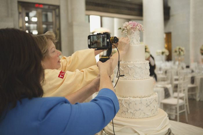 Wedding Market Starts New Behind The Scenes Series using live streaming