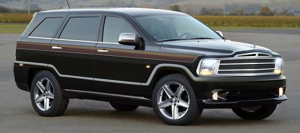 2015 Jeep Grand Wagoneer Concept Price Release Date  httpwww