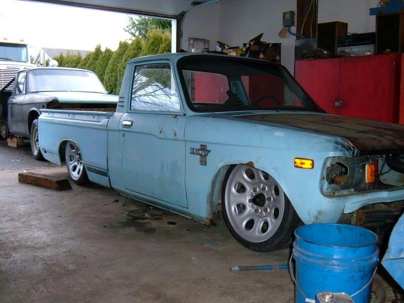 Chevy Luv Blue Patina Chevy Camionetas Autos