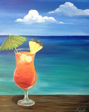 Paint Party Myrtle Beach SC
