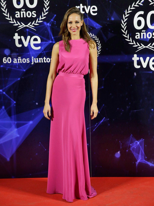 La alfombra roja de la fiesta 60 aniversario de TVE | Pinterest ...