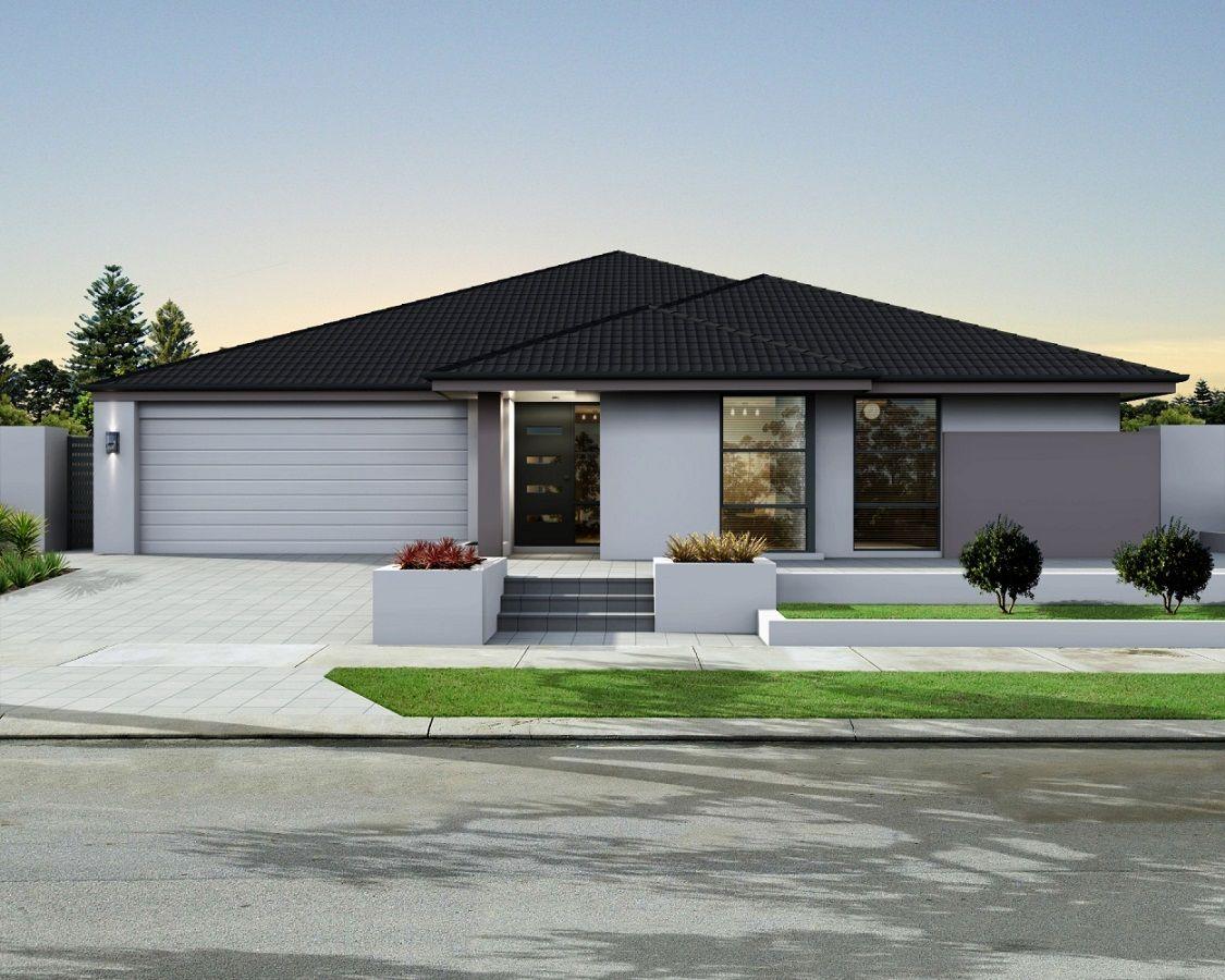 Smart Homes The Infinity Home Design Village House Design Home Building Design Facade House