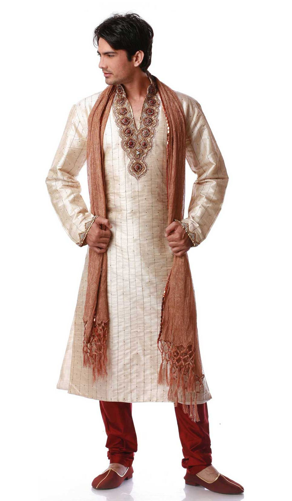 Groom kurta suits black wedding kurta designs asifa and nabeel men - Sherwani For Men Designs For Groom Model Collection Dress For Marriage Styles Images For Men Kurta Pajama For Men Sherwani For Men Designs For Groom Model