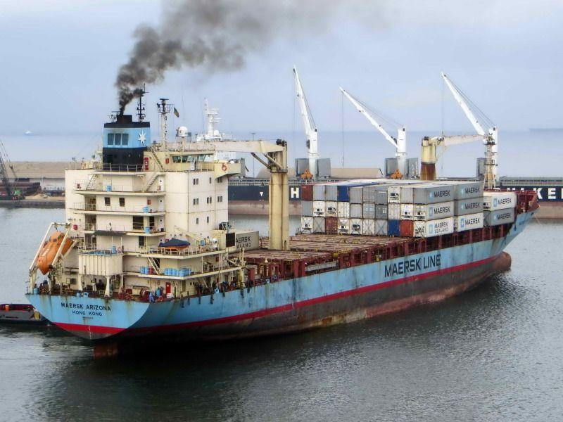 MAERSK ARIZONA | Ships N Things | Ship tracker, Sailing ships, Boat