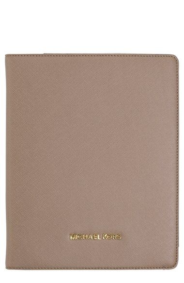 finest selection 5bede a122b MICHAEL Michael Kors iPad Air Case available at #Nordstrom | I want ...