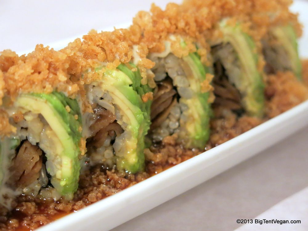how to make tempura batter vegan