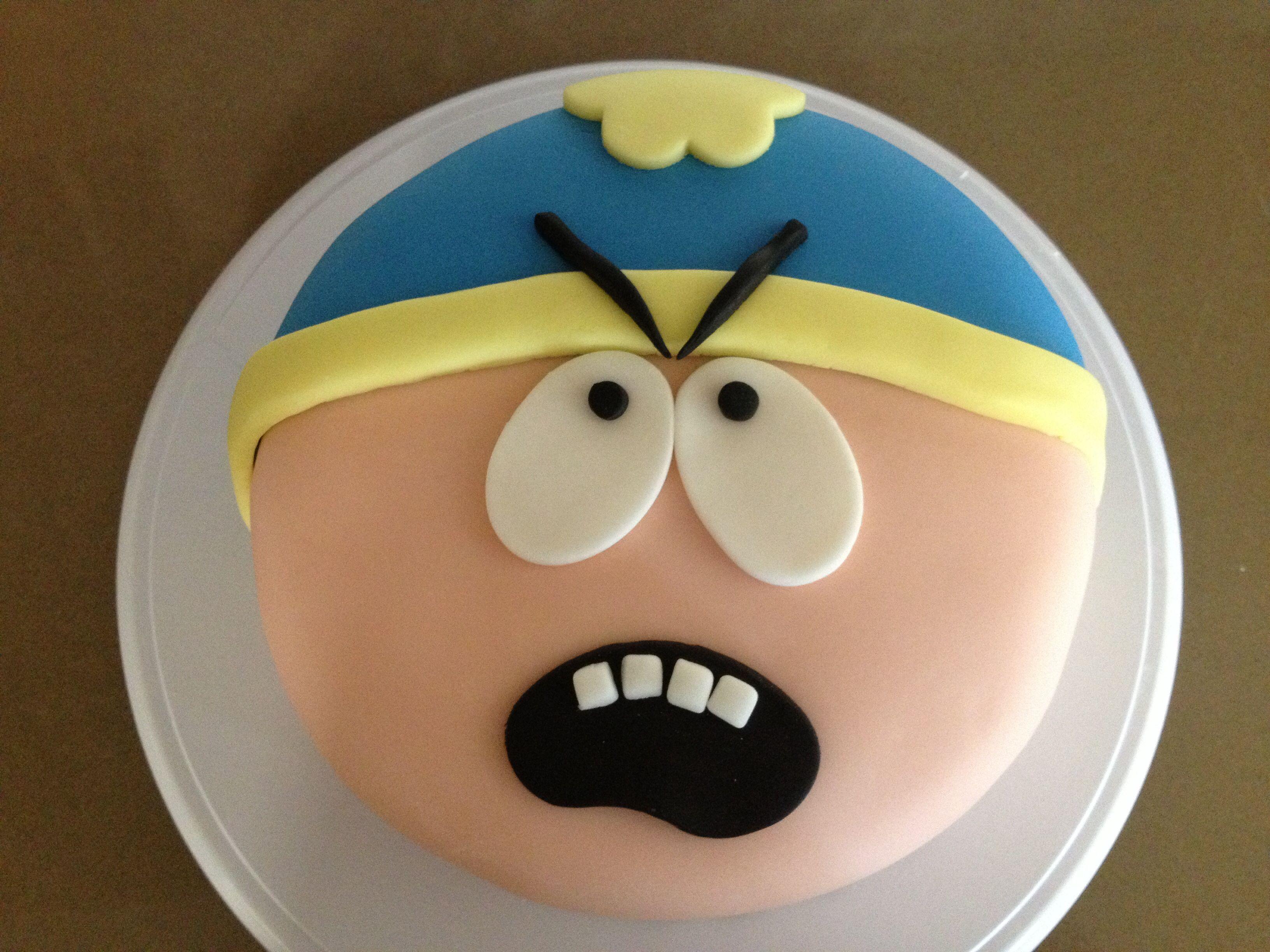 Cartman Cake Cake Cake Decorating Food