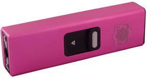 Concealable, Tiny Stun Gun With 20 Million Volts of Self Defense, Looks Like A Small Perfume Container!