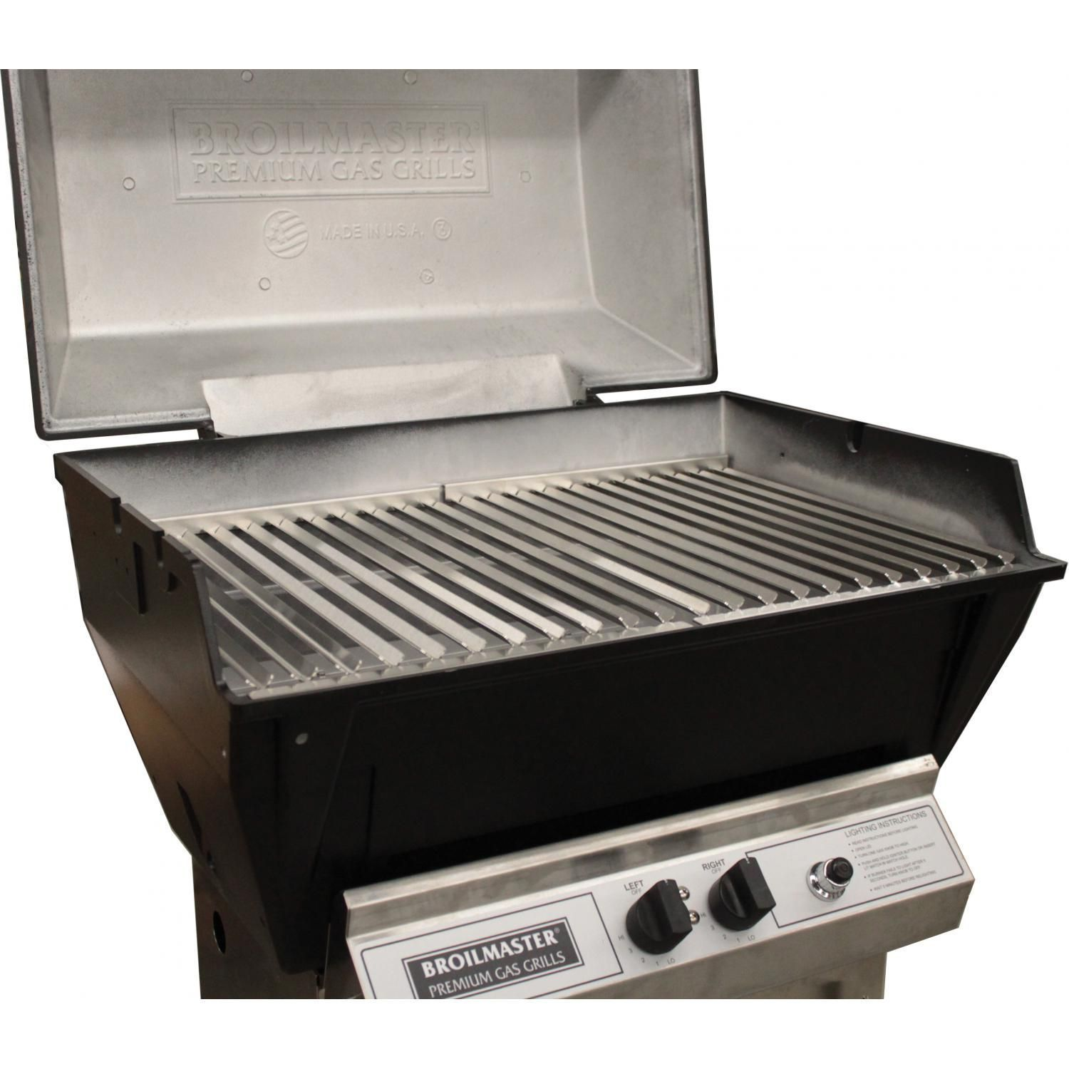 Broilmaster R3n Infrared Natural Gas Grill Built In Bbqguys Natural Gas Grill Gas Grill Propane Gas Grill