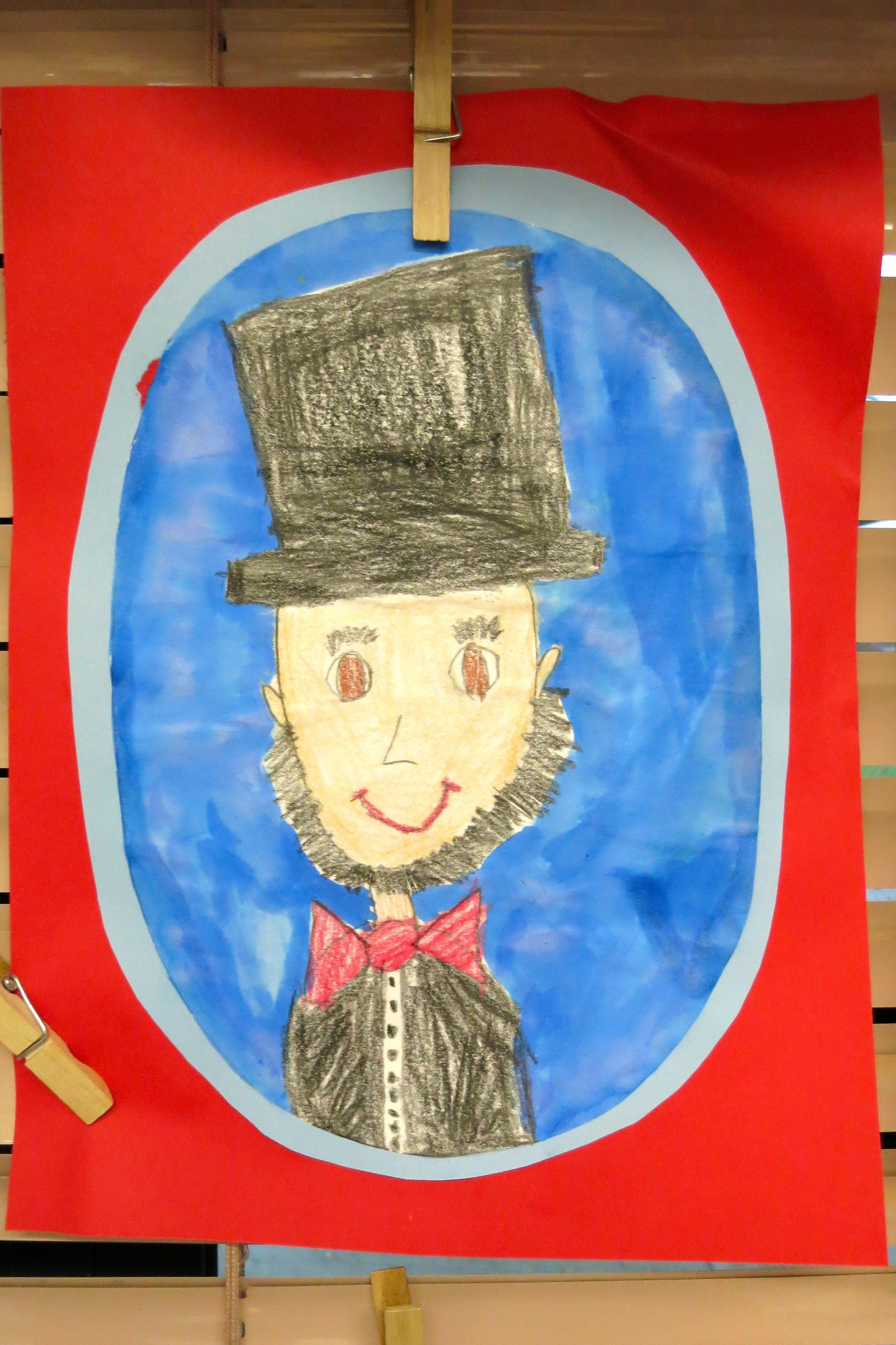 America Abraham Lincoln George Washington National