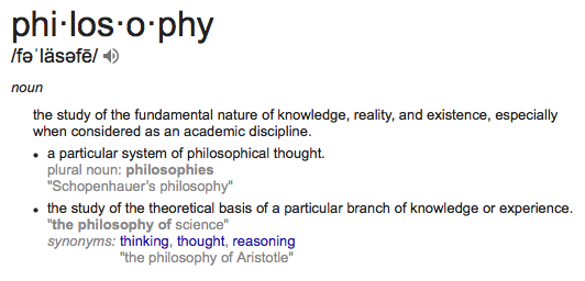 Definition Of Philosophy Philosophical Thoughts Philosophy Definition Of Philosophy