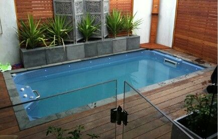 check out these 17 enchanting small swimming pool design ideas for small backyard and get inspired now - Backyard Pool Designs For Small Yards