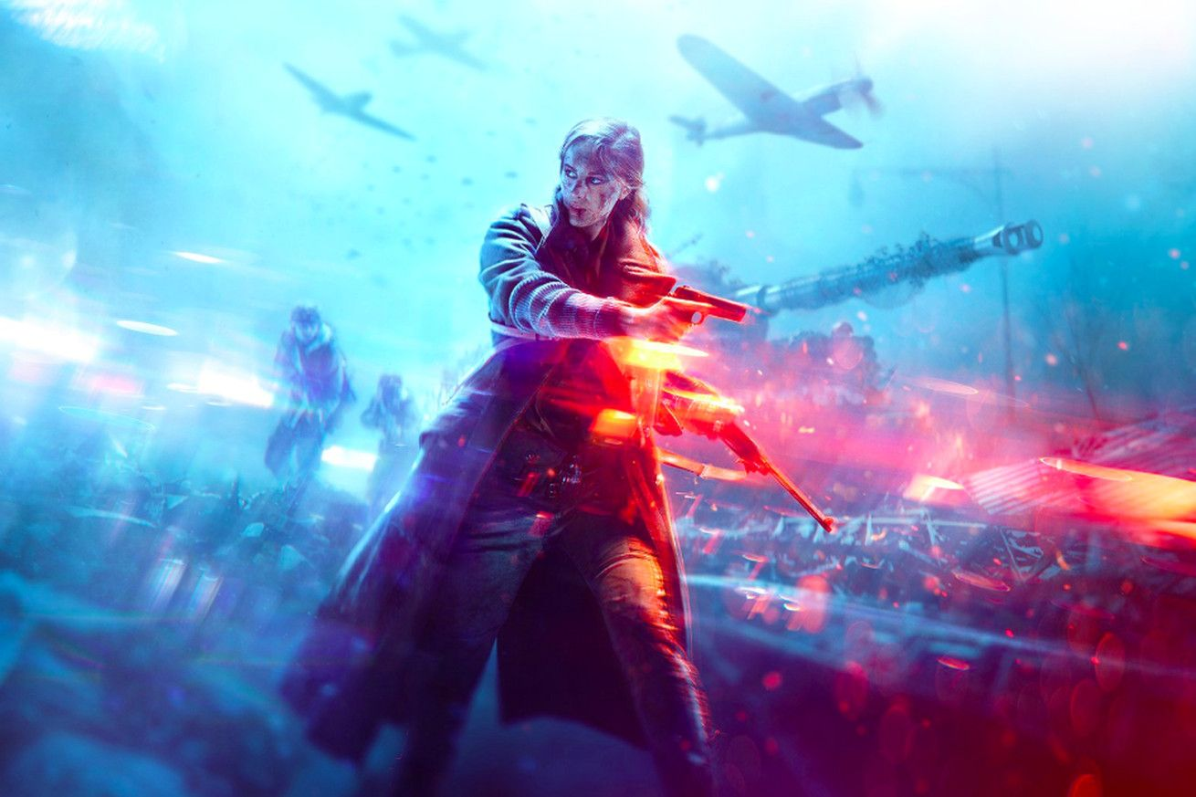 Battlefield V Fans Who Failed History Are Mad That The Game Has