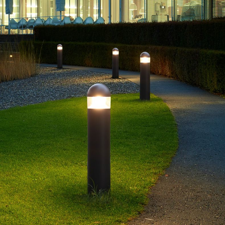 Led Bollard Light Waterproof Landscape Lighting