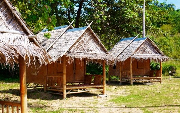 Thailand Bamboo Tiny House Resort
